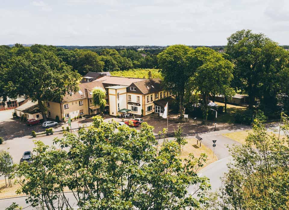 """Hotel """"Zum Grunewald"""" – ankommen und wohlfühlen"""